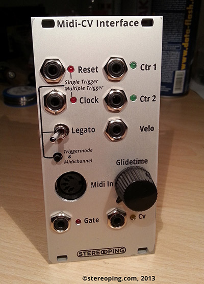 u00bb eurorack midi cv interface