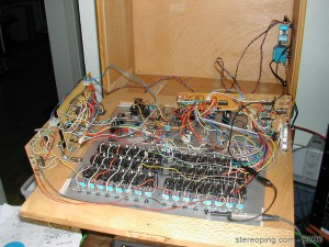 16 step sequencer inside